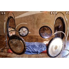 Set of Instruments for Sound Healing