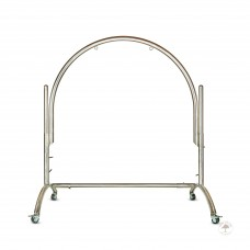"Single Arched Stainless Steel  Gong Stand up to 80""/200cm Gong"